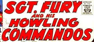 Sgt Fury Vol 1 36 Logo