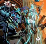Sinister Six (Earth-TRN590) from Spider-Man 2099 Vol 3 12 001