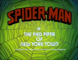 Spider-Man (1981 animated series) Season 1 7
