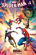Spider-Man Enter the Spider-Verse Vol 1 1