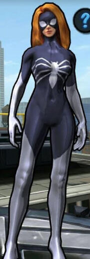 Spider-Woman (Julia Carpenter) from Spider-Man Unlimited (video game) 001