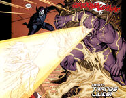 Thanos (Earth-616) from Guardians of the Galaxy Vol 2 24
