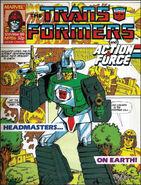 Transformers (UK) Vol 1 156