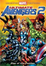Ultimate Avengers 2 Rise of the Panther poster 001
