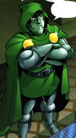 Victor von Doom (Earth-5631) Fantastic Four and Power Pack Vol 1 2