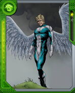Warren Worthington III (Earth-616) from Marvel War of Heroes 001