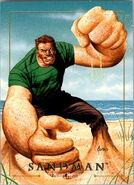 William Baker (Earth-616) from Marvel Masterpieces Trading Cards 1992 0001
