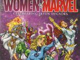 Women of Marvel: Celebrating Seven Decades Handbook Vol 1 1