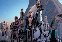 X-Men (New Charles Xavier School) (Earth-616) from X-Men Vol 4 5 001