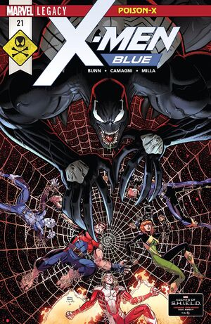 X-Men Blue Vol 1 21