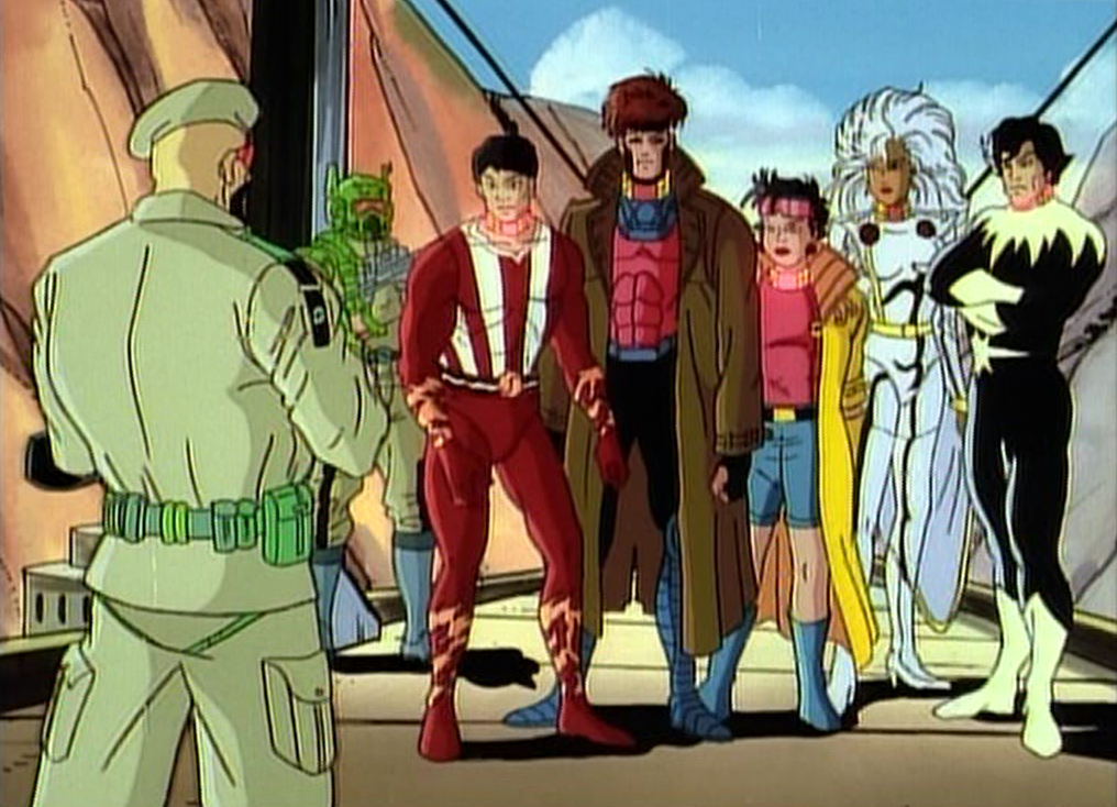 x men the animated series season 1 7 marvel database fandom
