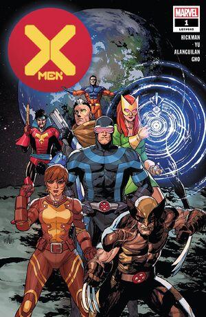 X-Men Vol 5 1