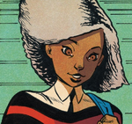 Addy Brock (Earth-14512) from Edge of Spider-Geddon Vol 1 2 001