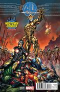 Age of Ultron Vol 1 1 Midtown Comics Variant