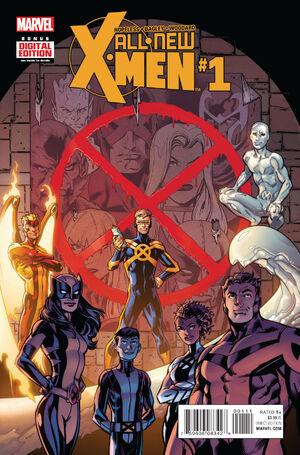 All-New X-Men Vol 2 1