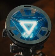 Arc Reactor from Iron Man 2 (film) 001
