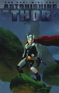 Astonishing Thor Vol 1 1 Chromium Variant
