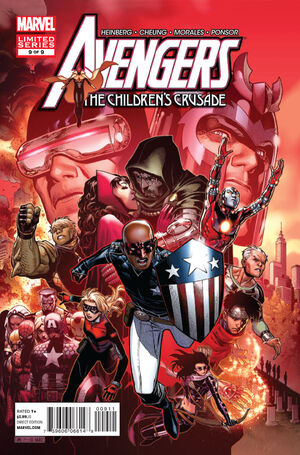 Avengers The Children's Crusade Vol 1 9