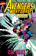 Avengers West Coast Vol 1 59