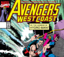 Avengers West Coast Vol 2 59