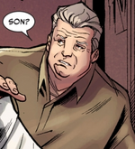Benjamin Parker (Earth-TRN207) from Amazing Spider-Man Annual Vol 1 39 0001