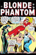 Blonde Phantom Comics Vol 1 17