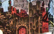 Castle Nekron from Doctor Strange Vol 1 174 001