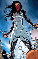 Cindy Moon (Earth-616) from Amazing Spider-Man Vol 3 8 001