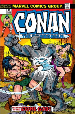 Conan the Barbarian Vol 1 36