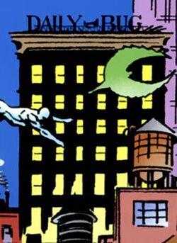 Daily Bugle (Earth-9997) Earth X Vol 1 ½