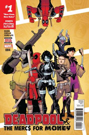 Deadpool & the Mercs for Money Vol 2 4