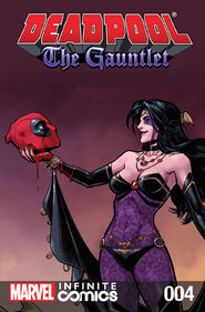 Deadpool The Gauntlet Infinite Comic Vol 1 4
