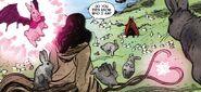 Dimension Blood from Doctor Strange Vol 1 384 002