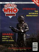 Doctor Who Magazine Vol 1 189