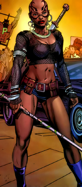 Dora Milaje (Earth-616) from Black Panther Vol 4 17 0001