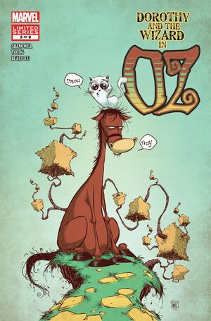 Dorothy & The Wizard in Oz Vol 1 3