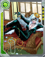 Felicia Hardy (Earth-616) from Marvel War of Heroes 012