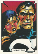 Frank Castle (Earth-616) from Mike Zeck (Trading Cards) 0004