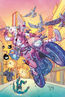 Gwenpool Strikes Back Vol 1 1 Lubera Variant Textless