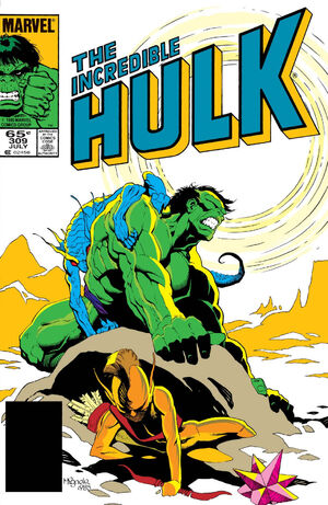 Incredible Hulk Vol 1 309