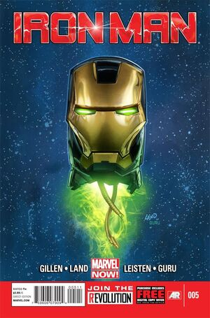 Iron Man Vol 5 5