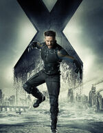James Howlett (Earth-10005) from X-Men Days of Future Past 001