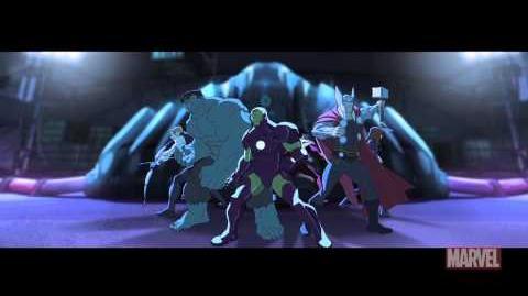 Marvel's Avengers Assemble Trailer