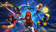 Marvel Contest of Champions Women of Power 002