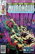 Micronauts Vol 1 17