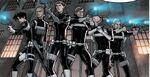 Moth Squadron (Earth-616) from Secret Warriors Vol 2 1 001