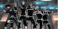 Moth Squadron (Earth-616) from Secret Warriors Vol 2 1 001