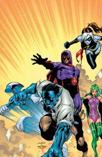 Mutant X Vol 1 10 Textless