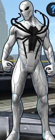 Poison Spider-Man from Spider-Man Unlimited (video game) 001
