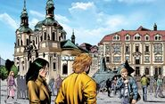 Prague from Amazing Fantasy Vol 2 9